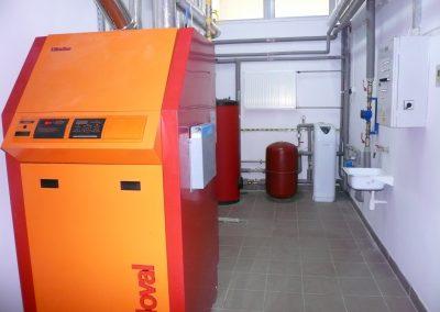 Kotłownia 150 kW