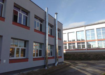 Gimnazjum w Wolbromiu - Kotłownia