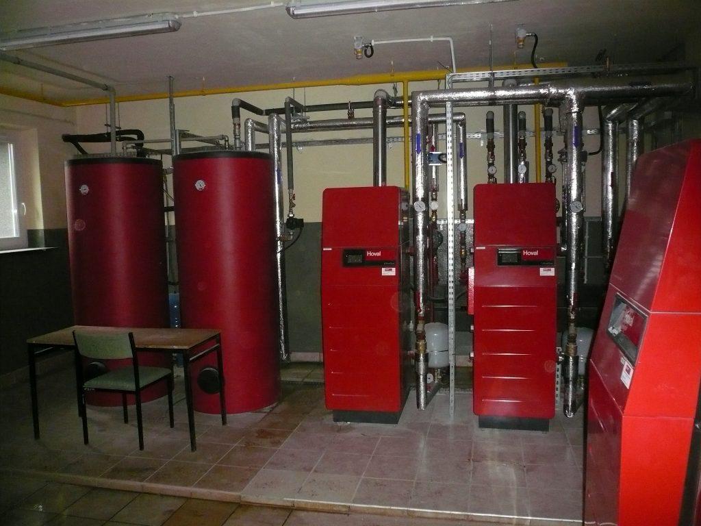 Kotłownia 130 kW